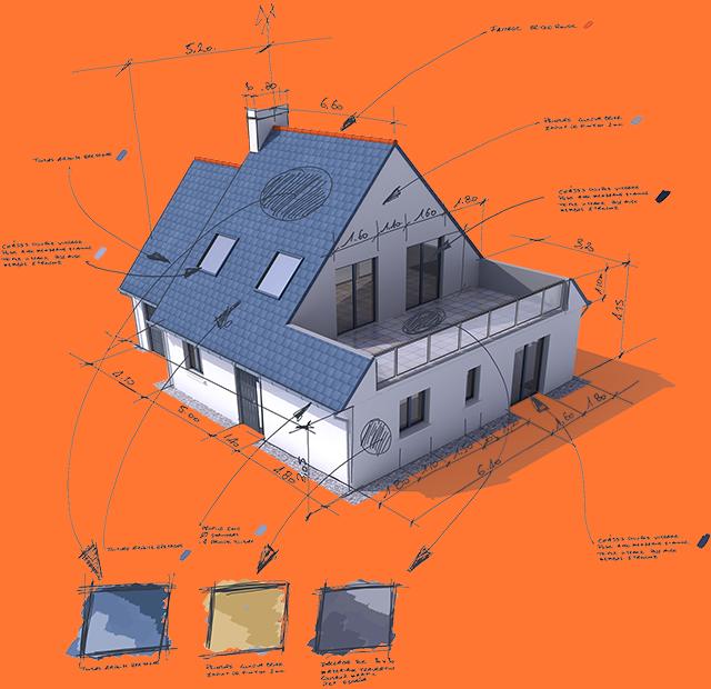 Door rik selij for Huis ontwerpen